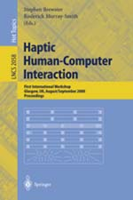 Haptic Human Computer Interaction