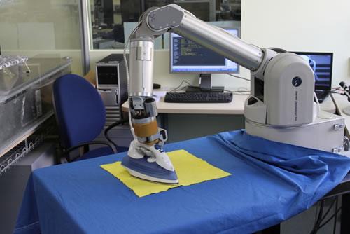 Ironing robot - IMG 4366