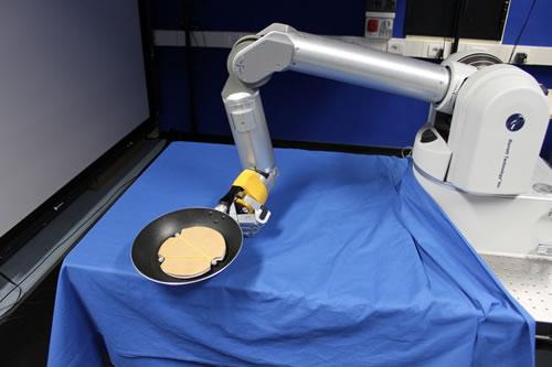 Pancake flipping robot - IMG 4086