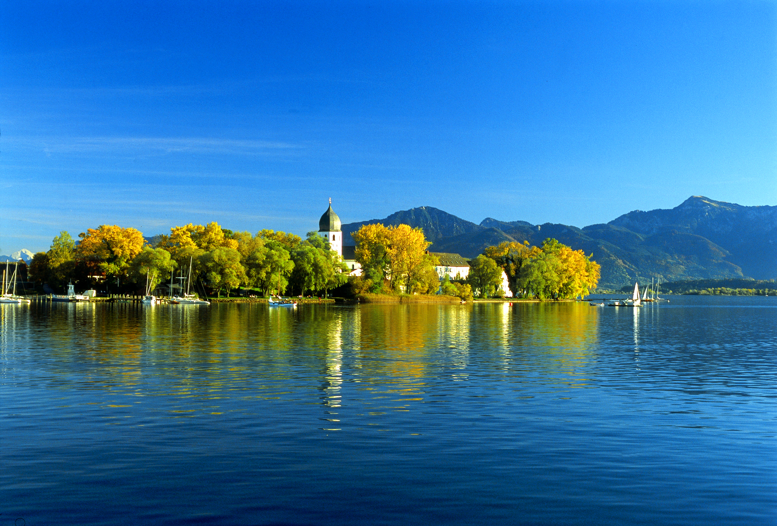 Lake Chiemsee, Germany
