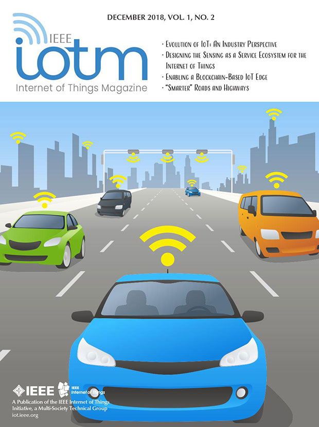 internet of things magazine
