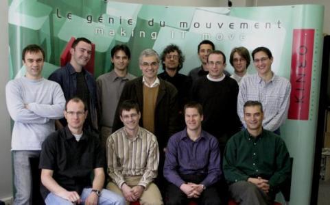 Kineo Team 2003, Jean Paul Laumond